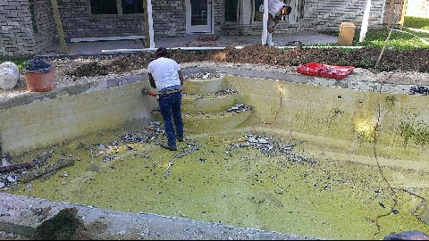 Pool Refurbishing